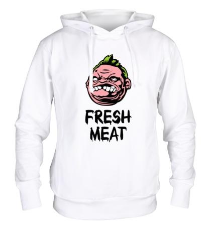 Толстовка с капюшоном Pudge: Fresh Meat