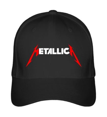 Бейсболка Metallica Logo