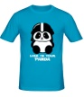 Мужская футболка «Luke im your panda» - Фото 1