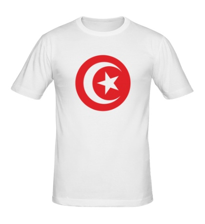 Мужская футболка Символ Туниса