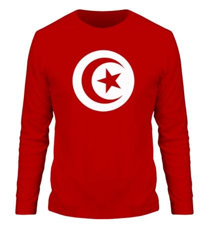 Мужской лонгслив Символ Туниса