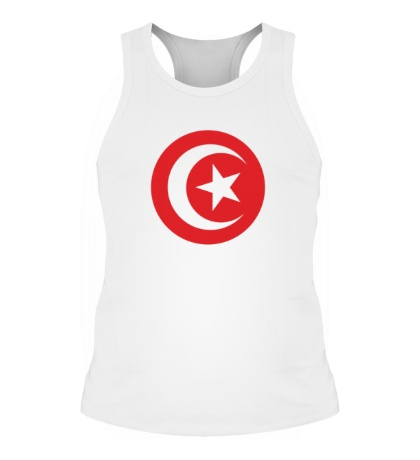 Мужская борцовка Символ Туниса
