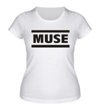 Женская футболка Muse