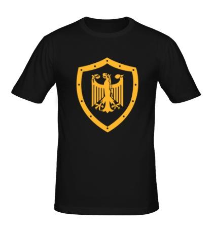Мужская футболка Гербовый орел