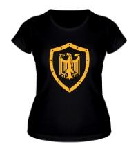 Женская футболка Гербовый орел