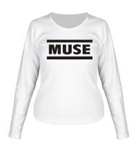 Женский лонгслив Muse