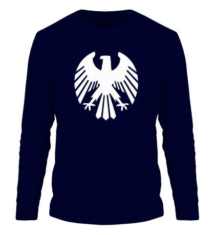 Мужской лонгслив Немецкий орел