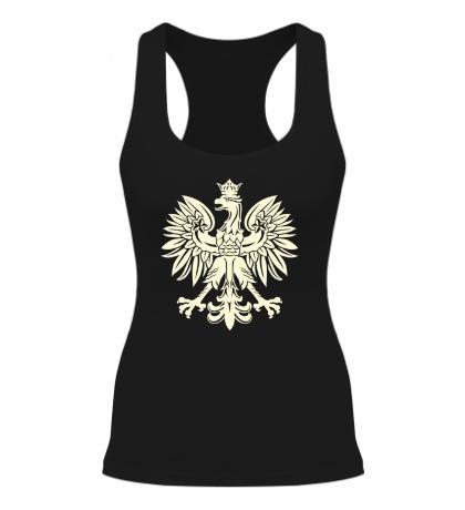 Женская борцовка Имперский орел, свет