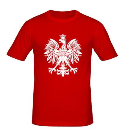 Мужская футболка Имперский орел