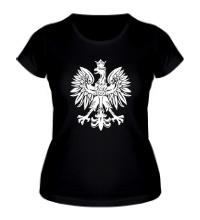 Женская футболка Имперский орел