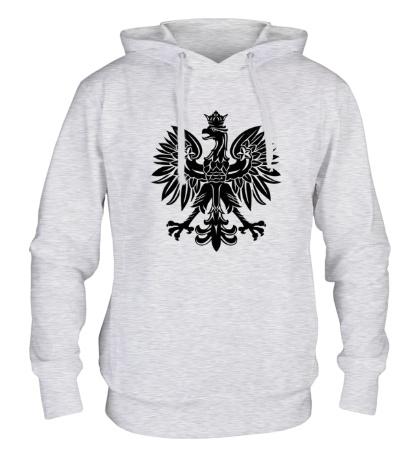 Толстовка с капюшоном Имперский орел