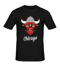 Мужская футболка SWAG Chicago Bull