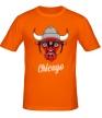 Мужская футболка «SWAG Chicago Bull» - Фото 1