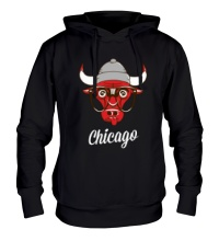 Толстовка с капюшоном SWAG Chicago Bull