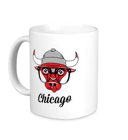 Керамическая кружка SWAG Chicago Bull