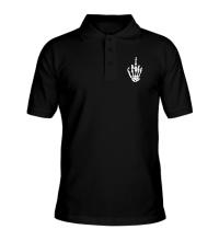 Рубашка поло Skeleton Fuck