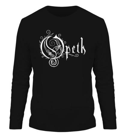 Мужской лонгслив Opeth