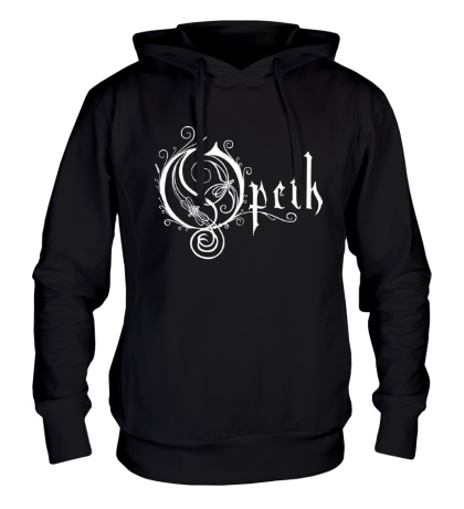 Толстовка с капюшоном Opeth