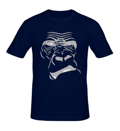 Мужская футболка Горилла
