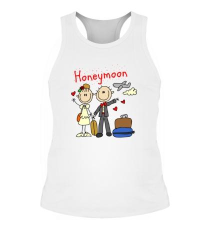 Мужская борцовка Honeymoon