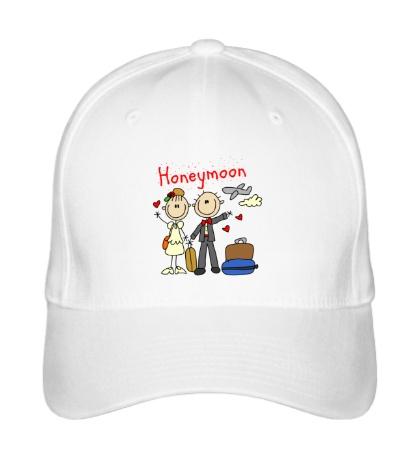 Бейсболка Honeymoon