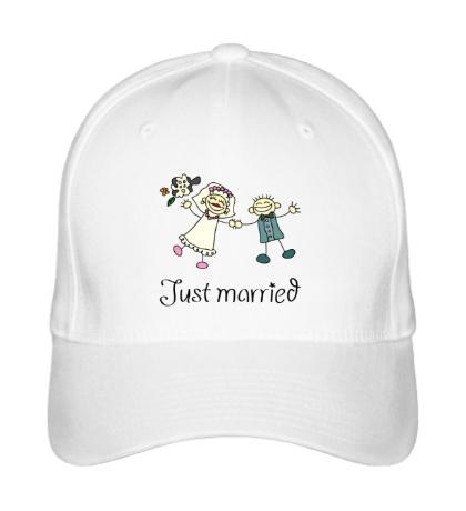 Бейсболка Веселые женатики