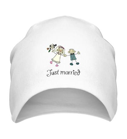 Шапка Веселые женатики