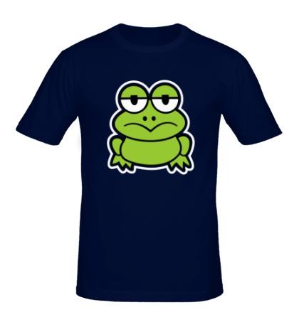 Мужская футболка Лягушонок