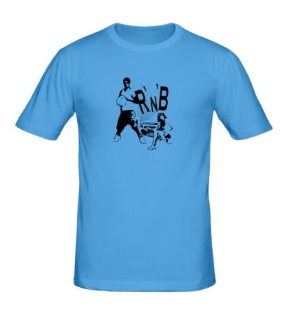 Мужская футболка RnB music