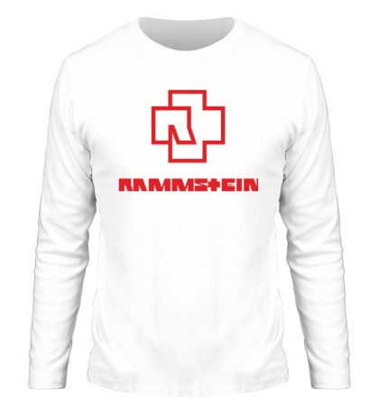 Мужской лонгслив Rammstein