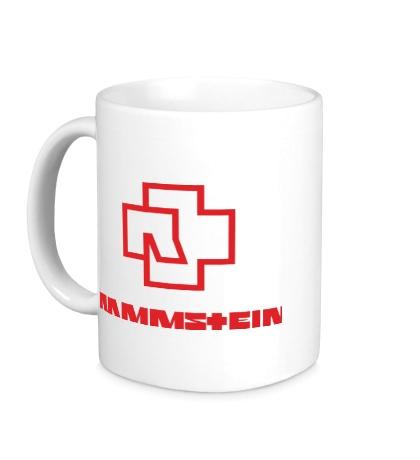 Керамическая кружка Rammstein
