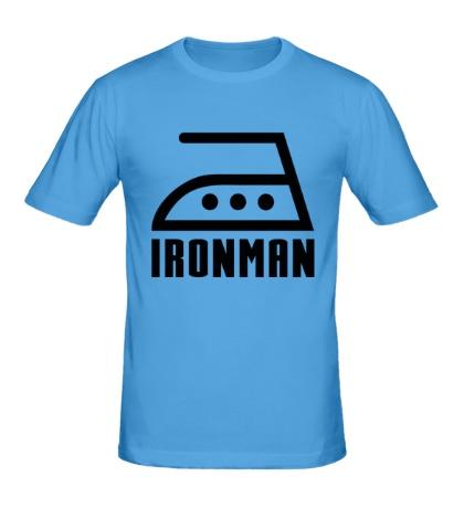 Мужская футболка Hot Ironman