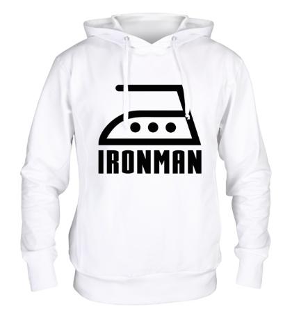 Толстовка с капюшоном Hot Ironman