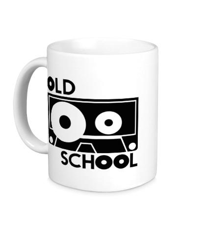 Керамическая кружка Old School
