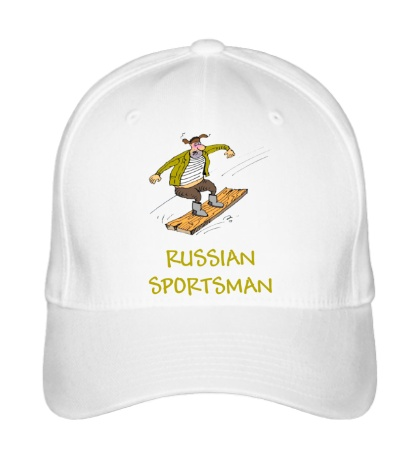 Бейсболка Russian Sportsman
