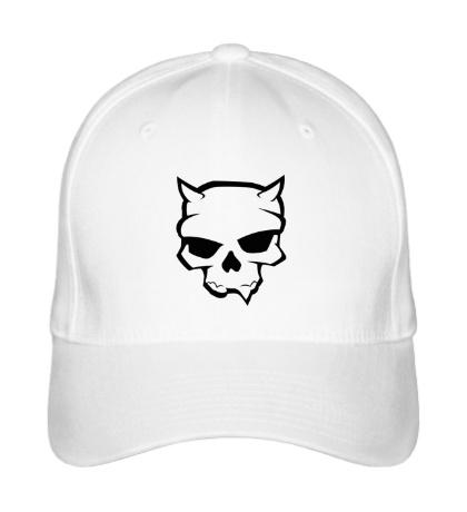 Бейсболка Дьявольский череп