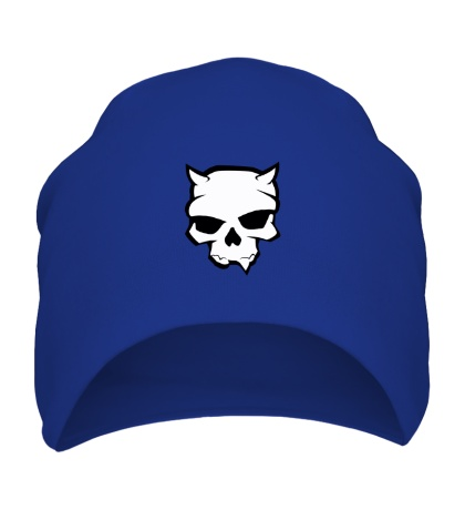 Шапка Дьявольский череп