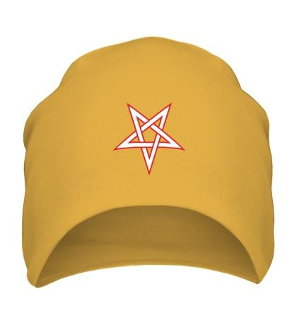 Шапка Звезда-пентаграмма