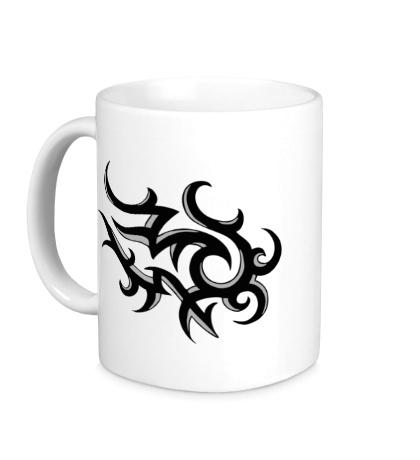 Керамическая кружка Кельтский знак