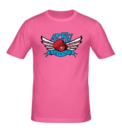 Мужская футболка Aero friend