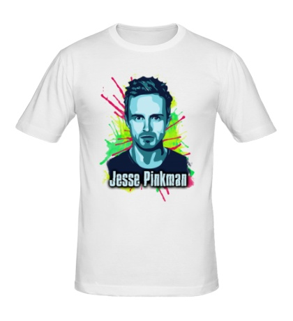 Мужская футболка Jesse Pinkman