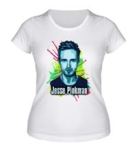 Женская футболка Jesse Pinkman