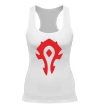 Женская борцовка Horde Symbol