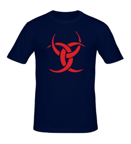 Мужская футболка Символ ведьмы