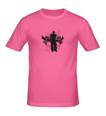 Мужская футболка Street RAP