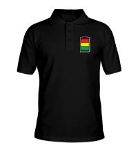 Рубашка поло Раста-батарейка