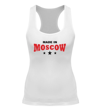 Женская борцовка Moscow made in