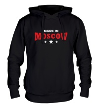 Толстовка с капюшоном Moscow made in