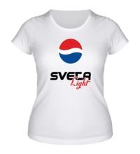 Женская футболка Света Лайт
