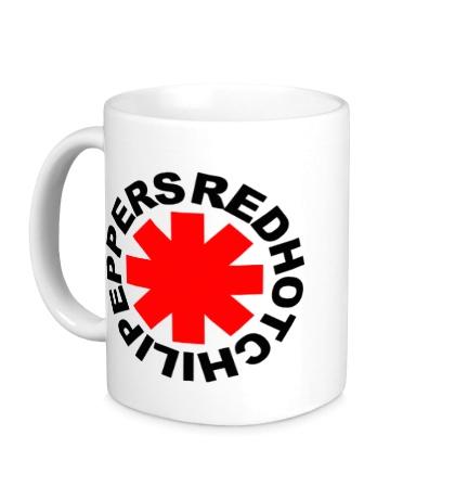 Керамическая кружка Red Hot Chili Peppers